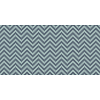 FADELESS 48X50 GRAY CHEVRON DESIGN