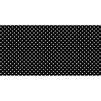 FADELESS 48X50 CLASSIC DOTS BLACK