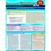 COMMON CORE LANGUAGE ARTS GR 6