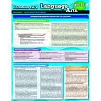 COMMON CORE LANGUAGE ARTS GR 11-12