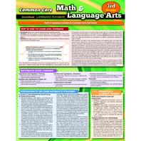 COMMON CORE GR 3 MATH & LANGUAGE