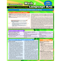 COMMON CORE GR 4 MATH & LANGUAGE