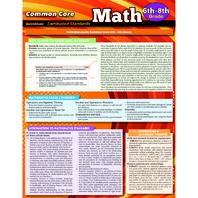 COMMON CORE MATH GR 6-8