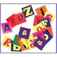 Roylco Inc. R-15632 Alphabet Pasting Pieces