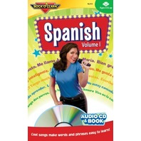 Rock 'N Learn: Spanish, Vol. 1