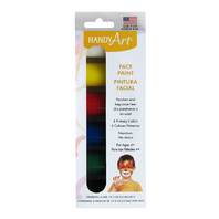 HANDY ART 3/4OZ 6/SET WASHABLE