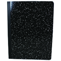 100 SHEET PLAIN COMPOSITION BOOK