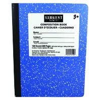 BLUE COMPOSITION BOOK 100 SHEETS