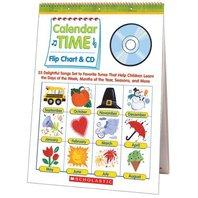 Calendar Time Flip Chart And CD
