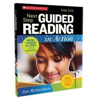 Next Step Guided Reading In Actiongr 3-6