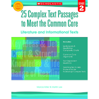 GR 2 25 COMPLEX TEXT PASSAGES TO