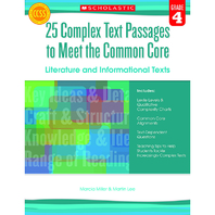 GR 4 25 COMPLEX TEXT PASSAGES TO