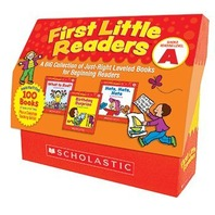 First Little Readers Set: Guided Reading Level A