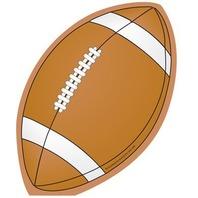 Large Notepad - Football