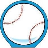 Mini Notepad - Baseball