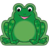 Shapes Etc. Se-705 Notepad Mini Frog
