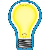Light Bulb - Mini Notepad