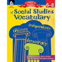 SOCIAL STUDIES VOCABULARY GR 6-8