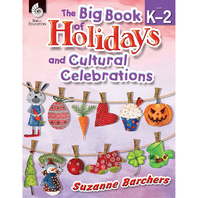 THE BIG BOOK OF HOLIDAYS AND