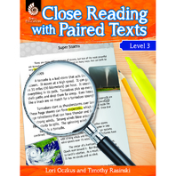 LEVEL 3 CLOSE READING WITH PAIRED
