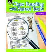 LEVEL 4 CLOSE READING WITH PAIRED