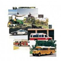 Vehicles Posters, Set Of 14