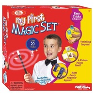 POOF-Slinky 0C486BL Ideal My First Magic Set with Instructional DVD