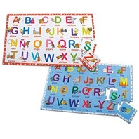 Ingenio Bilingual Learning Puzzle - Alphabet