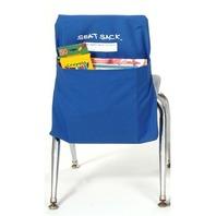 Seat Sack Small Blue