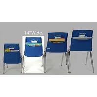 Seat Sack Standard 14 In Blue