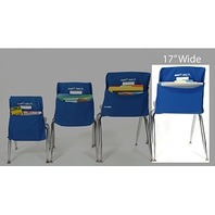 Seat Sack Large 17 In Blue