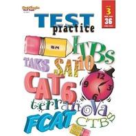 Test Practice: Reproducible Grade 3
