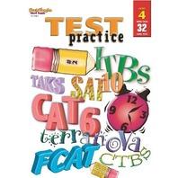 Test Practice: Reproducible Grade 4
