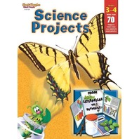 Science Projects: Reproducible Grade 3 - 4