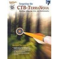 Targeting the CTB/Terranova: Reproducible Grade 7 (Steck-Vaughn Pass the Pctb)