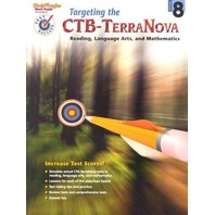 Targeting the CTB/Terranova: Reproducible Grade 8 (Steck-Vaughn Pass the Pctb)