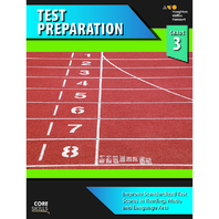 CORE SKILLS TEST PREPARATION GR 3