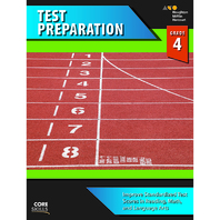CORE SKILLS TEST PREPARATION GR 4