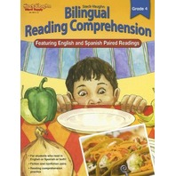 Steck-Vaughn Bilingual Reading Comprehension: Reproducible Grade 4 (Bilingual Reading Comprehension (Steck-Vaughn))