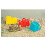 Small World Express 3-Piece Sand Castle Set