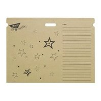File N Save Sturdy Folder for Charts; no. T-1023