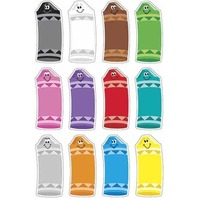 Crayon Colors Classic Accents Variety Pack
