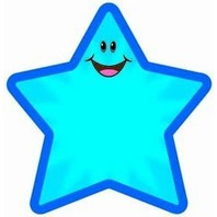 TREND ENTERPRISES Accents, Star Smiles Classic, 5-1/2-Inch Tall, 36/Pack, Multi (TEPT10907)