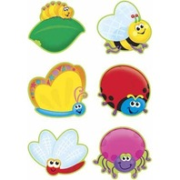 Classic Accents Variety Pack: Bright Bugs; 36 Per Pack
