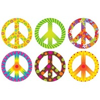 Peace Signs (Patterns) Classic Accents Variety Pack