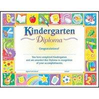 Kindergarten Classic Diploma; 30 Per Pack