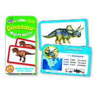 DINOSAUR MIGHTY MATCH CHALLENGE