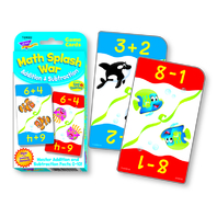 MATH SPLASH WAR ADDITION &