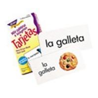 Más palabras e imágenes (More Picture Words) Flash Cards