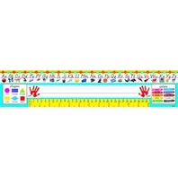PreK-1 Desk Toppers® Reference Name Plates (Modern)